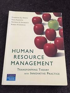 Human Resource Management - Transforming Theory into Innovative Southbank Melbourne City Preview