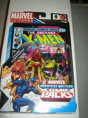 CYCLOPS DARK PHOENIX MARVEL LEGENDS UNIVERSE X-MEN ACTION FIGURES 136 COMIC BOOK