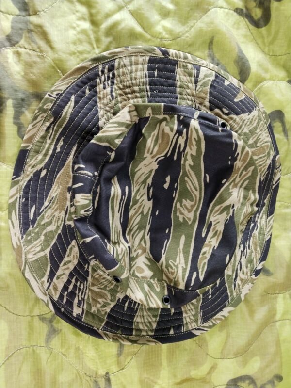 Vietnam war reproduction Tiger Stripes Boonie Hats, TDS pattern, FREE SHIPPING