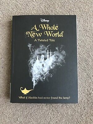 Disney Twisted Tales - A Whole New World RRP £7.99