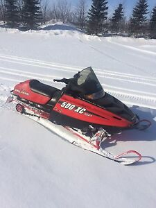 2000 Polaris xc sp 500