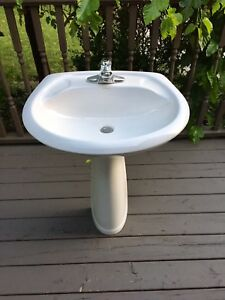 Bathroom Sinks Kijiji mirolin bathroom sink | kijiji in ontario. - buy, sell & save with