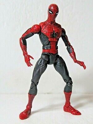 Marvel legends BAF Sentinel series Spider-man 6 inch action figure