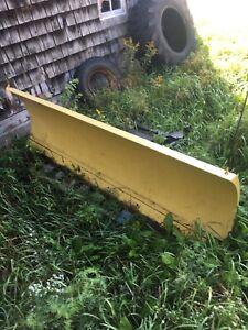 7 1/2 foot fisher plough