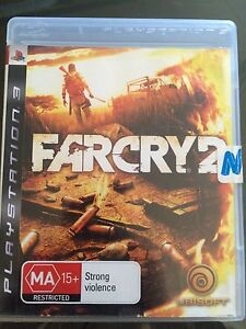 Farcry 2 PS3 Bateman Melville Area Preview