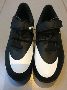 Nike outdoor soccer shoes. Boy **brand new**