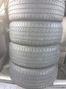 4-215/45R17 Firestone all season