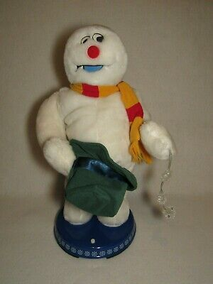 Frosty The Snowman 2004 Gemmy Animated Musical