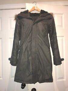 TNA Grey Coat