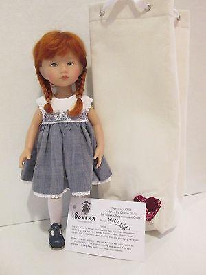 Macy Dianna Effner for Boneka Thursday's Child Sculpt  #6/15