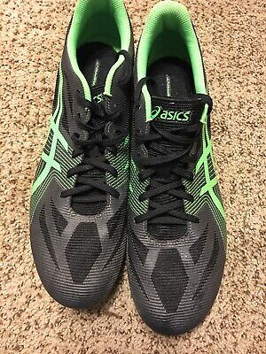 Aasics Hypersprint G502Y Green And Black