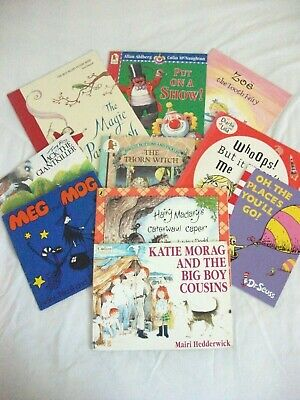Childrens Toddler Picture Book Bundle x 10