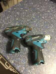 Makita 12v Impact and Drill