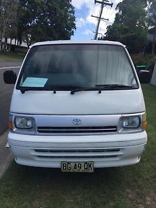 1996 Toyota Hiace Van/Minivan Tweed Heads Tweed Heads Area Preview