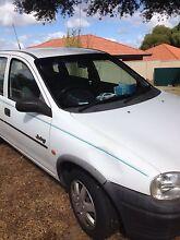 Holden Barina 13 months reg , 68000 km East Victoria Park Victoria Park Area Preview
