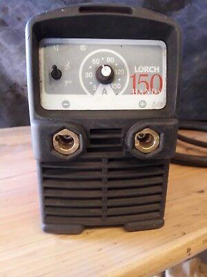 Lorch Handy 150 Schweißgerät - Gebraucht aber Top
