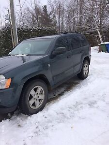 Jeep Grand Cherokee Négociable