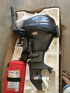New Yamaha outboard Trinity Beach Cairns City Preview