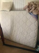 Bed frame- double/queen Goodna Ipswich City Preview