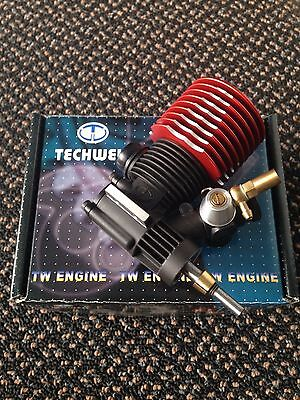 Brand New Techwell 5 Port R C Engine