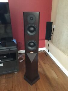 Enceintes Revelation Audio Lyra 7