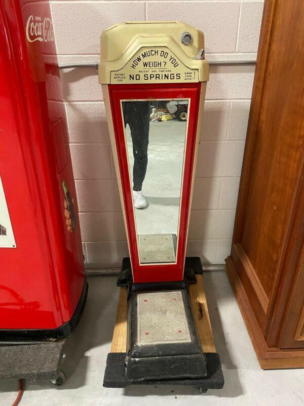 Vintage Original Watling Scale