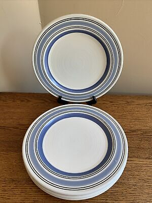 "SET OF 4 Pfaltzgraff RIO 11-1/8"" Dinner Plates; Mexico"