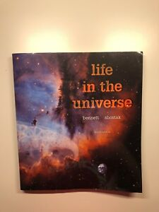Life in the Universe (fourth edition)