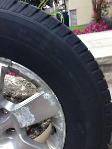 235 70 16 rims and tires