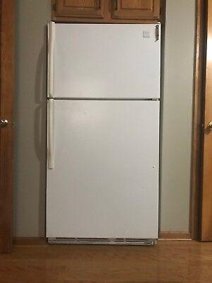 Employed Whirlpool Refrigerator