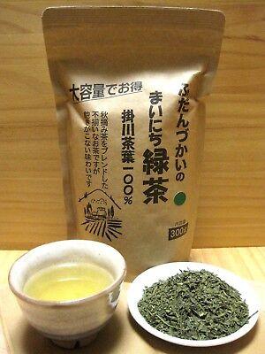 SENCHA KAKEGAWACHA, Japanese Loose Leaf Green Tea 300g, High Quality GREEN TEA