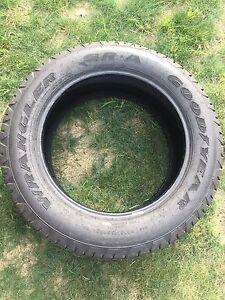 P275/55/R20 tires