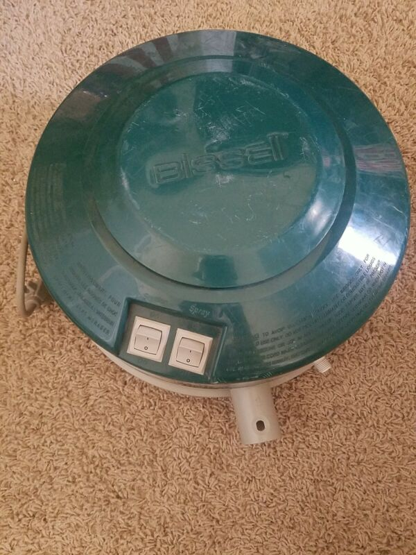 Bissell Big Green Machine 1672 POWER HEAD MOTOR TOP ~ Free shipping. TESTED