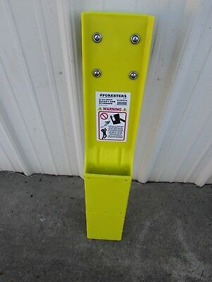 Economy Forestry Arborist Chainsaw Scabbard For Inside Bucket Truck Altec Terex