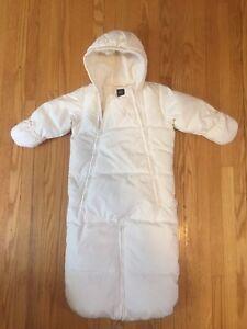 6-12 month GAP snowsuit