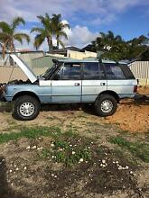 1984 Land Rover (4X4) Wagon East Perth Perth City Preview