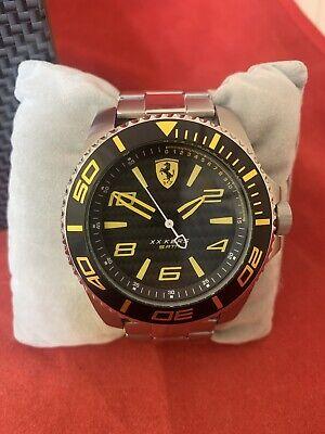Ferrari Scuderia X X KERS 5 ATM Watch With Bracelet Strap