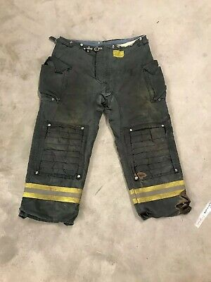 Morning Pride Bunker Pants Turnout Pants Fdny Style Size 44x32