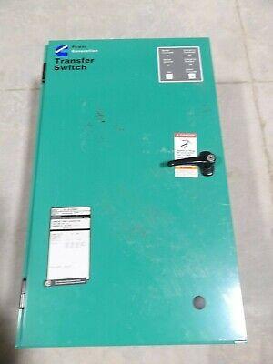 100 Amp Cummins Automatic Transfer Switch Otecb Voltage 208 Onan 3 Poles Freq 60