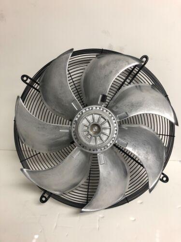 Ziehl-Abegg, Serrated Blade Axial Fan, FE050-VDK.4I.V7P1 (Used)