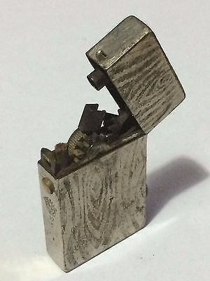 Imperator Excello 17 Germany Benzinfeuerzeug Lighter Briquet EXTREM RARE
