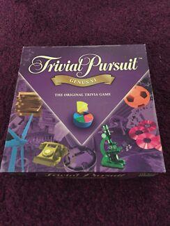 Trivial Pursuit Genus IV