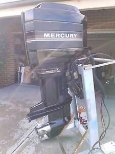 MERCURY 135 H/P MOTOR Hillside Melton Area Preview