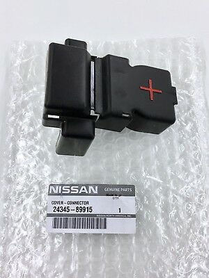 (New OEM NISSAN Positive Battery Terminal Cover)