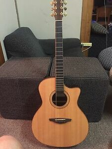 Veelah acoustic with fishman pickups Merewether Heights Newcastle Area Preview