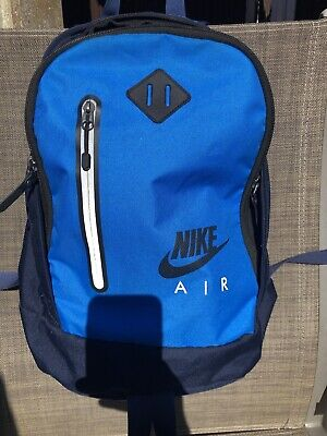 Nike Air Blue Backpack