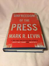 Mark levin new book unfreedom