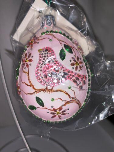 Patricia Breen Grande Egg, Surprise,Bijoux Bird,Rougir. excl. Peachtree 2020