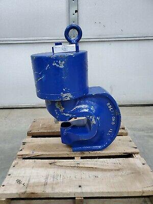 70 Ton Whitney Hydraulic Flange Hole Punch