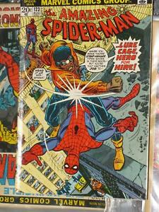 Marvel Comics Spider-man meets Luke Cage